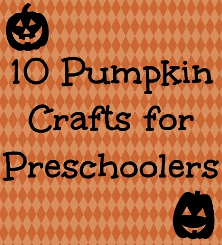 pumpkin crafts for post