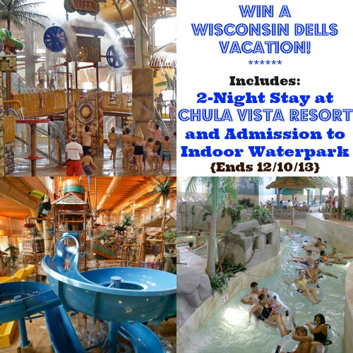 Take A Mini-Vacation At Chula Vista Resort {Giveaway}