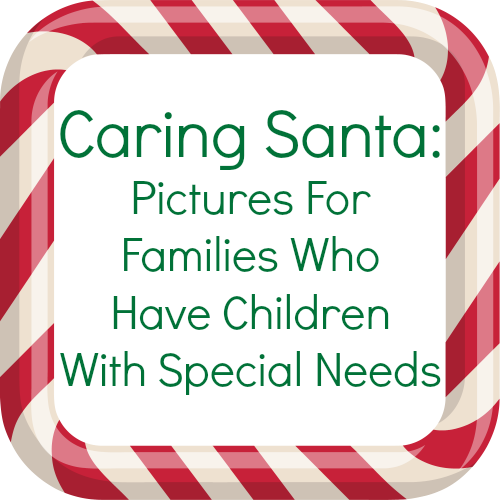 Pictures With Santa For Children Who Have Special Needs