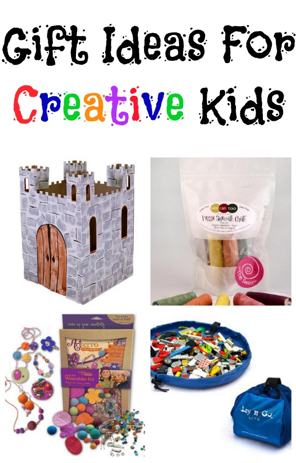 Gift Ideas For Creative Kids From ShopVault.com