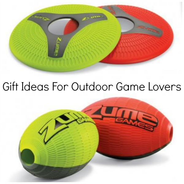 outdoor games gift ideas