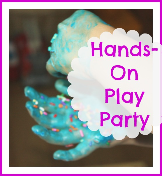 Valentine's Day Hands-On Play Ideas {HOP}