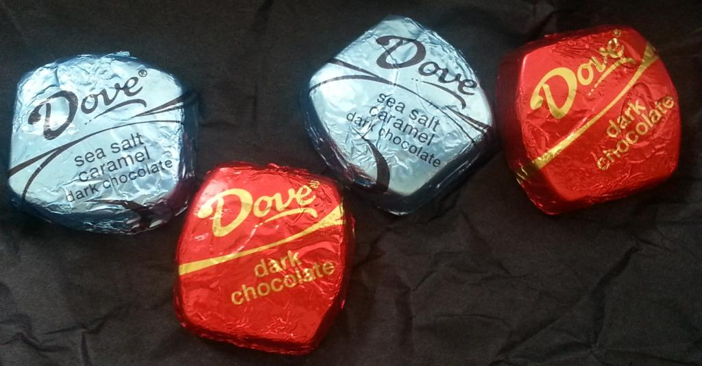 Discover DOVE®  Dark Chocolate {Giveaway}