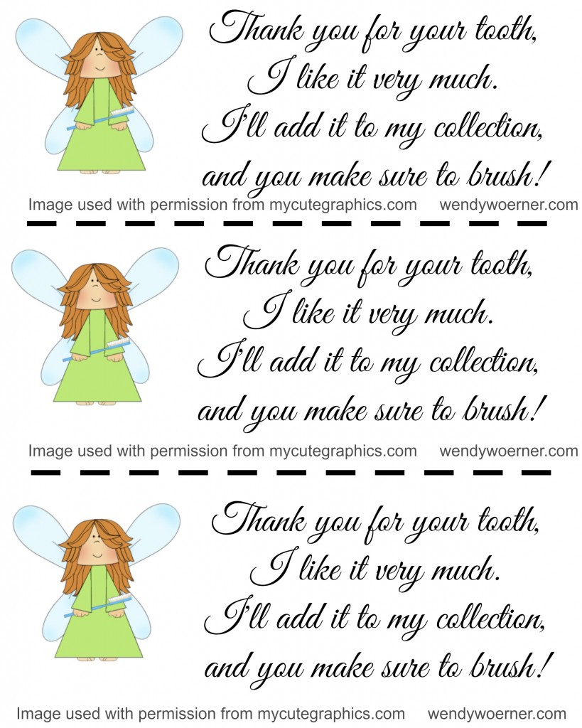 Hearts for home blog hop 57 for Fairy letter ideas