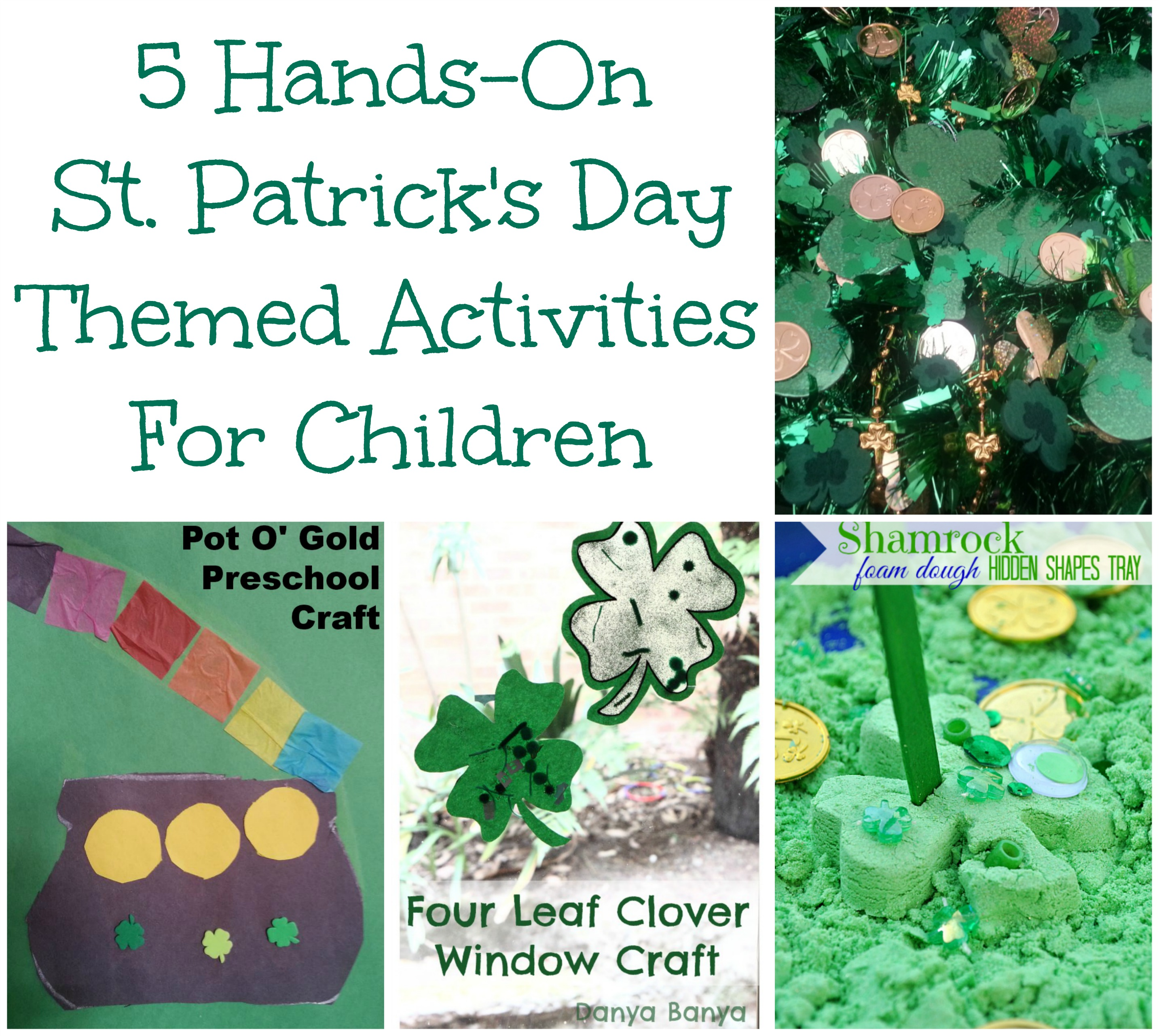 5 st patrick u0027s day themed activities hop