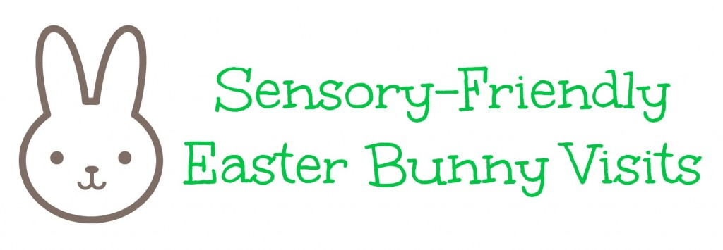 Sensory-Friendly Easter Bunny Visits {National Locations}