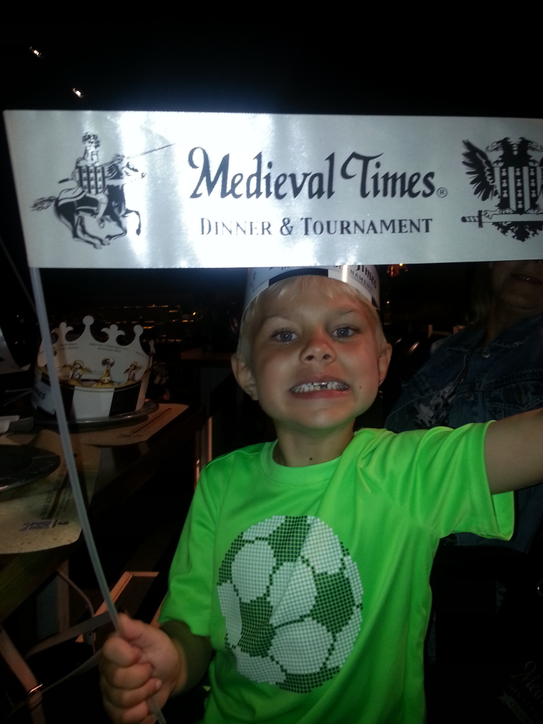 Travel Back In Time At Medieval Times