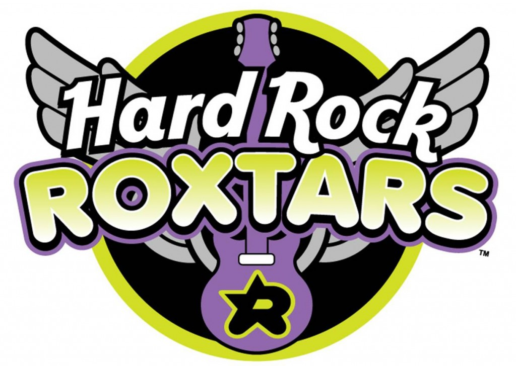Rockin' With The Hard Rock Roxtars® {Giveaway}