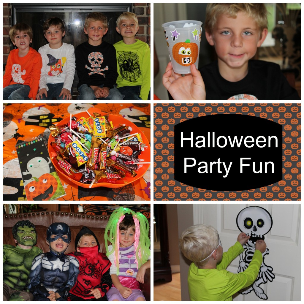halloween party fun