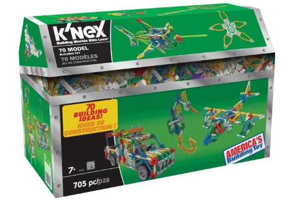 Building Fun With K'nex {Giveaway}