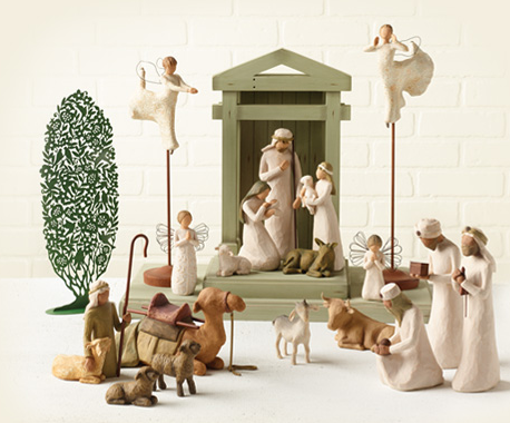 Share The Joy Of Life's Milestones With Willow Tree Figurines
