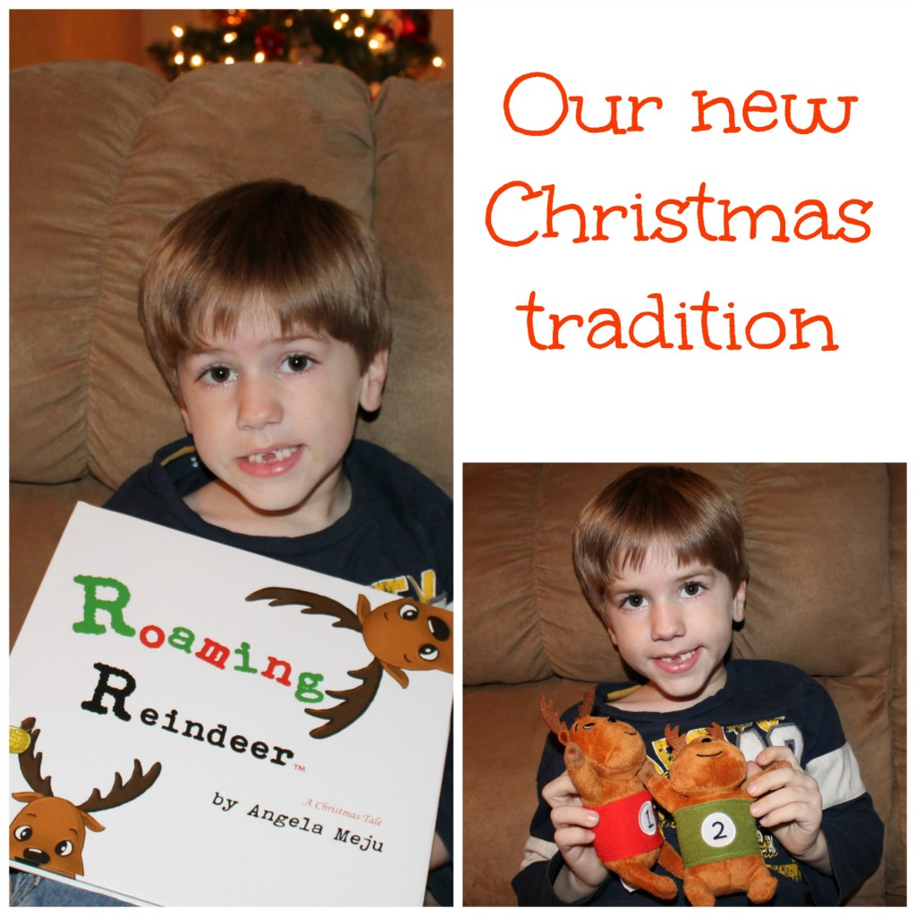 Roaming Reindeer: Our New Christmas Tradition
