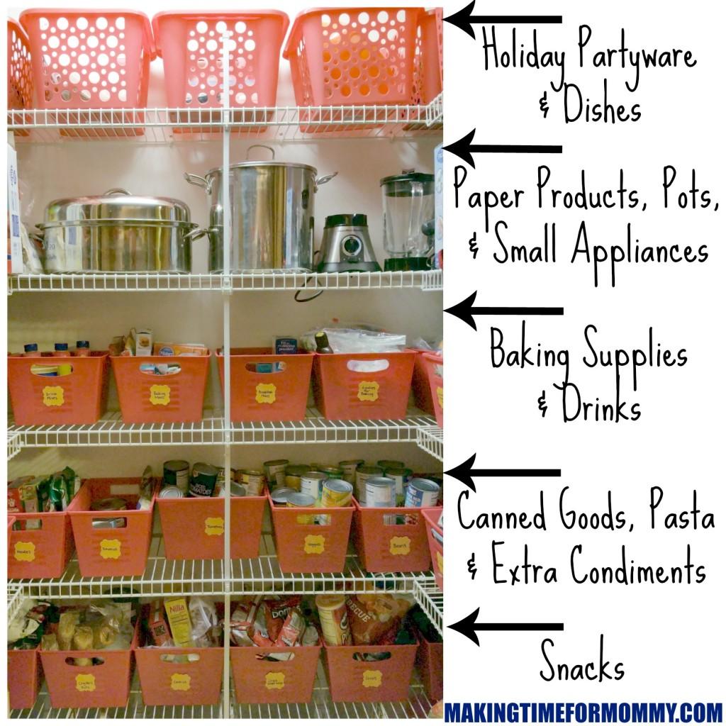 organized pantry final