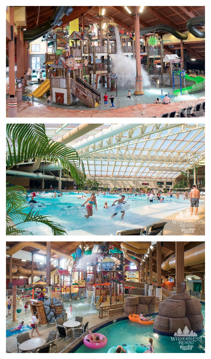 Escape The Cold At Wilderness Resort Wisconsin Dells