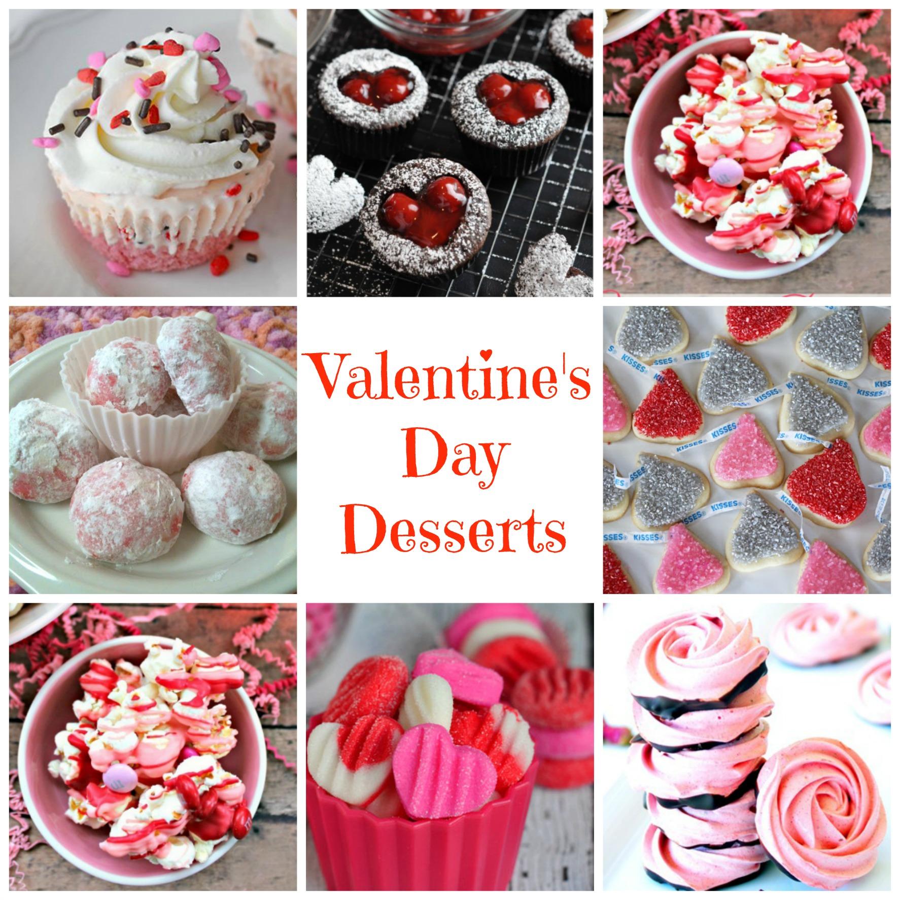 50 Valentine's Day Dessert Recipes - Dinner at the Zoo |Valentines Day Dessert Ideas