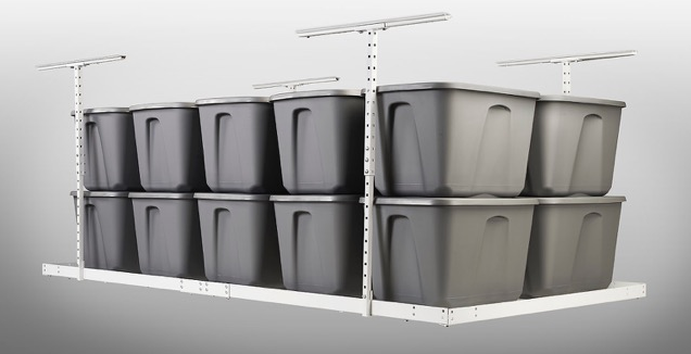 Overhead Garage Storage Giveaway For Chicago Area {$329 Value!}