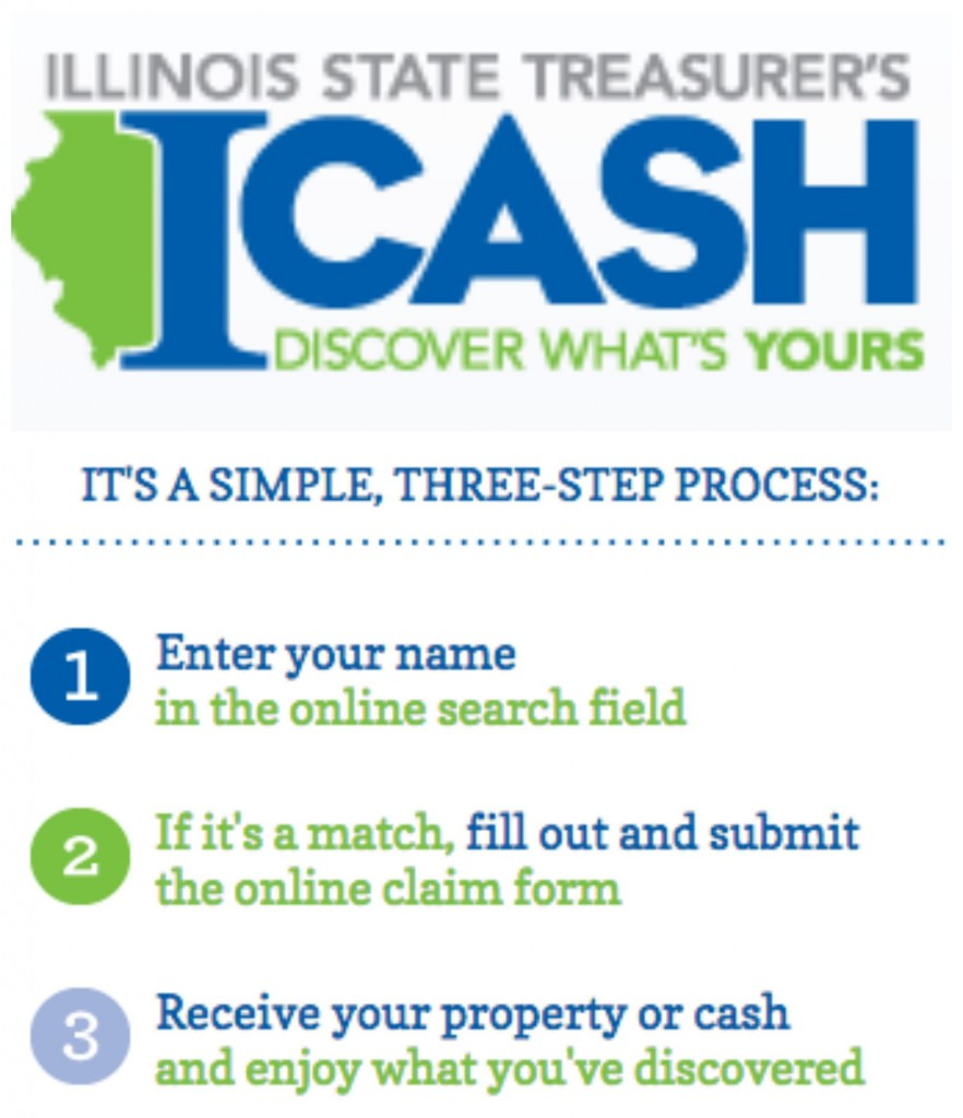 Illinois Residents: Reclaim Your Money
