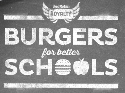 Red Robin's Burgers For Better Schools Program {Giveaway}