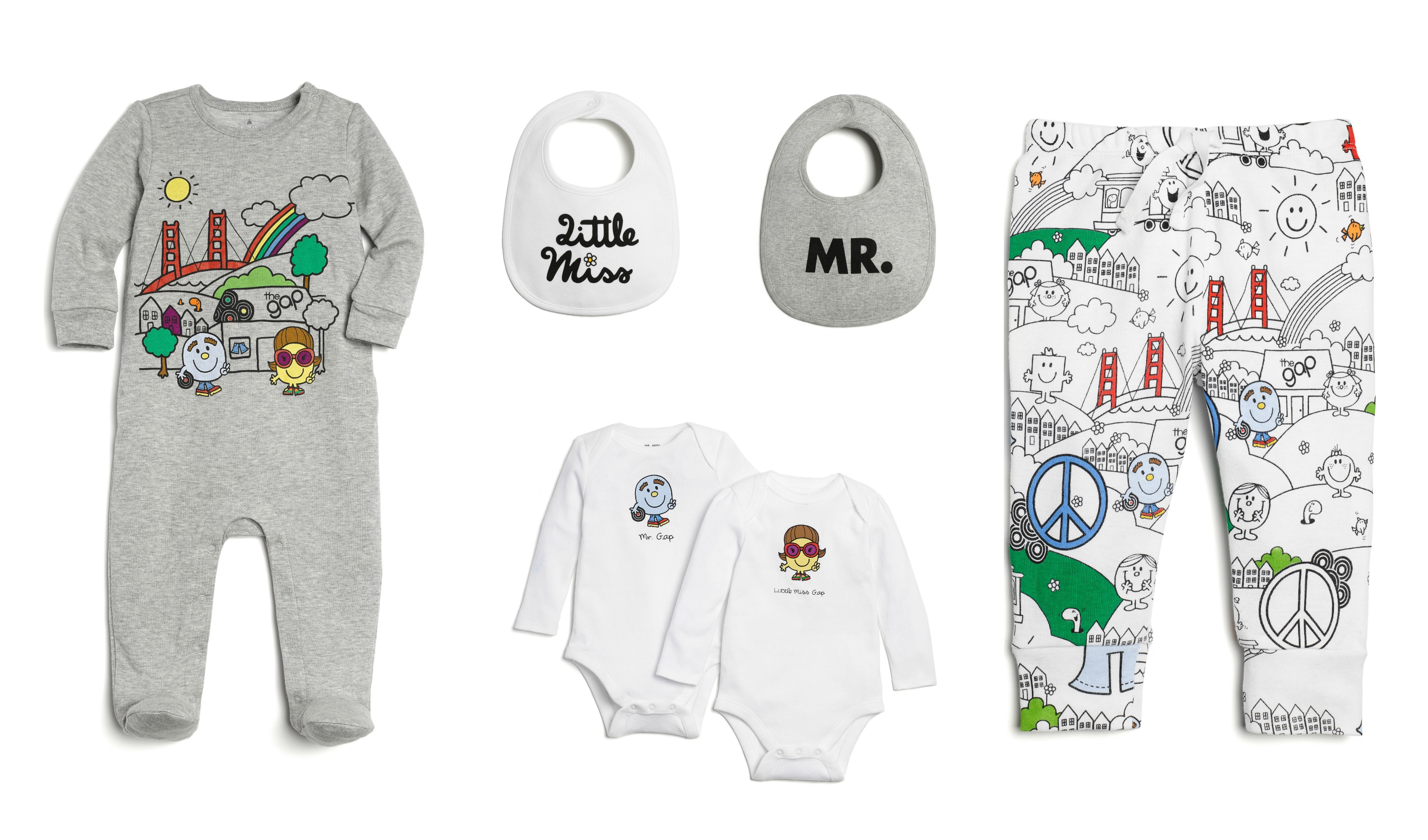 BabyGap Mr Men Little Miss Events This Weekend Making Time for Mommy