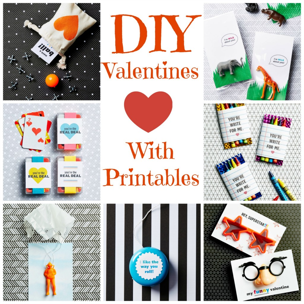 valentines-with-printables