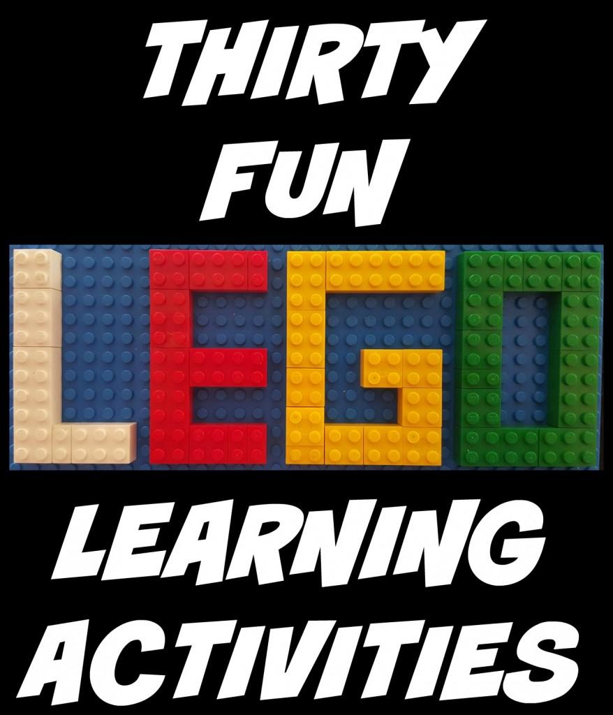 30 Fun LEGO Learning Activities