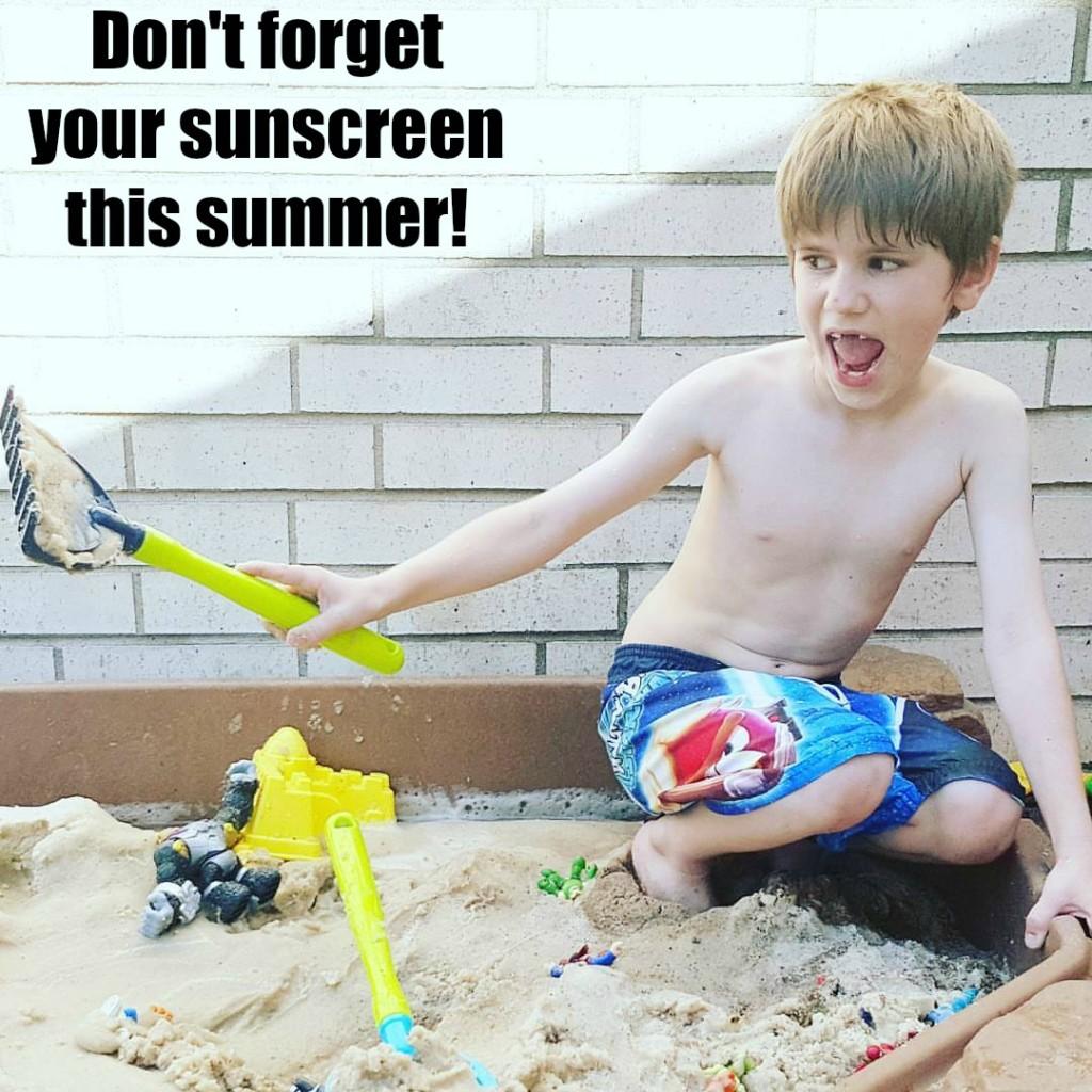 Teach Kids Healthy Skin Care Habits This Summer