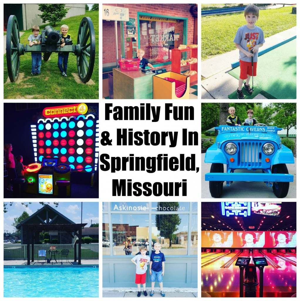 10 Things For Families To Do In Springfield, Missouri