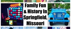 Fun in Springfield Missouri