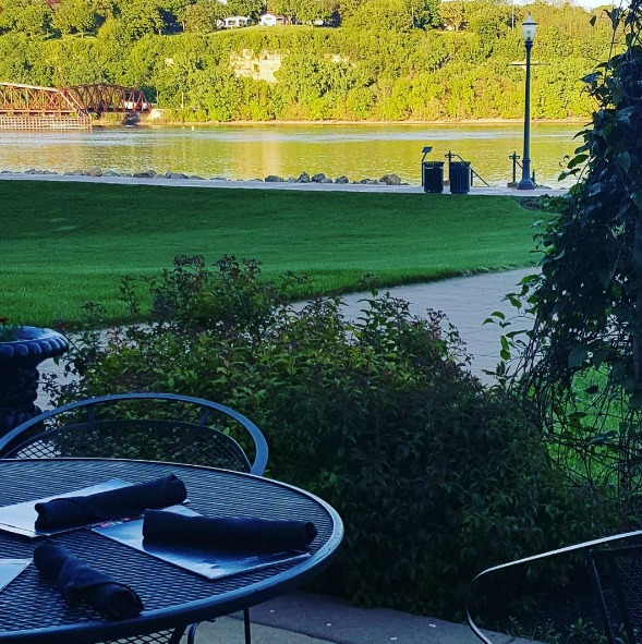Waterfront Views At Grand Harbor Resort & Waterpark In Dubuque