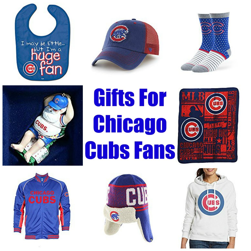 20 Gifts For Chicago Cubs Fans