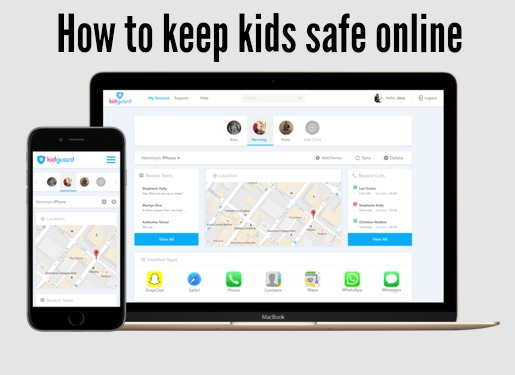How Parents Can Help Keep Kids Safe Online