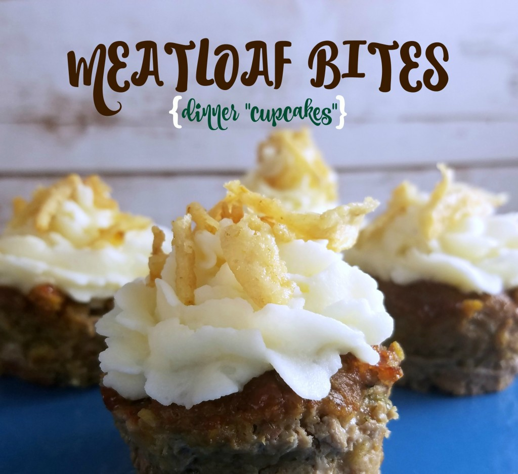 Meatloaf Bites Recipe