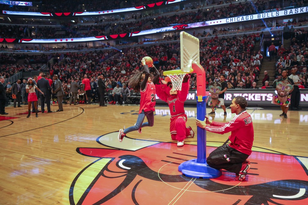 Chicago Bulls Basketball Game Ticket Giveaway