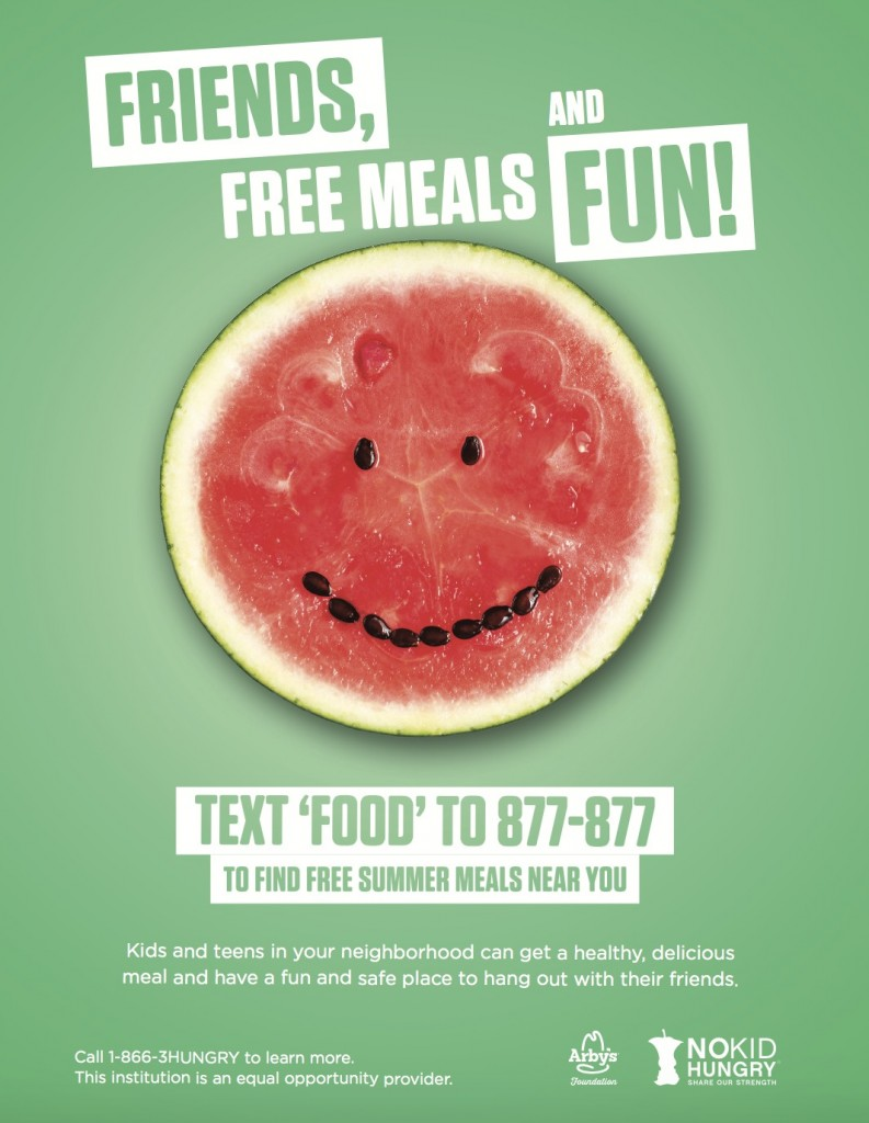No Kid Hungry This Summer