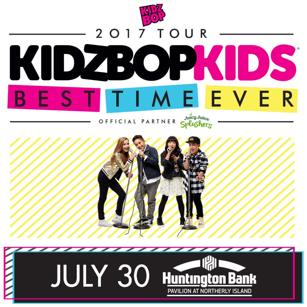 "KIDZ BOP ""Best Time Ever"" Tour Coming To Chicago {Giveaway}"
