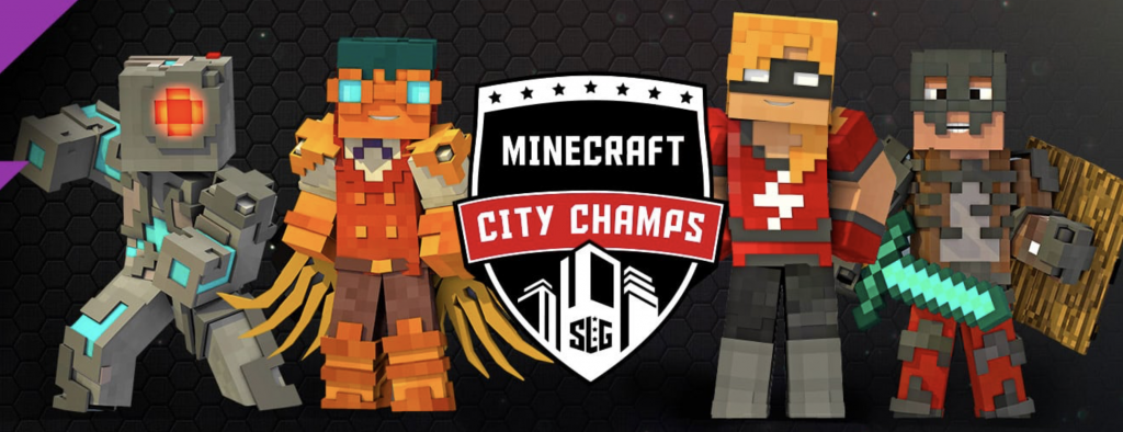 Minecraft City Champs Tournament Coming To Chicago And Other Cities