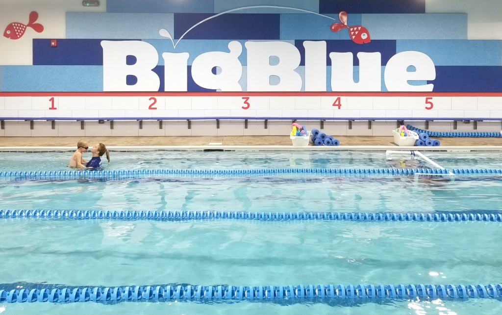 Our Experience At Big Blue Swim School