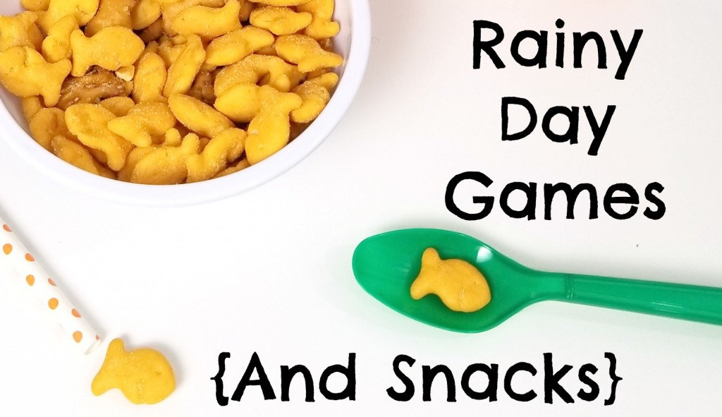 Active Rainy Day Activities For Kids