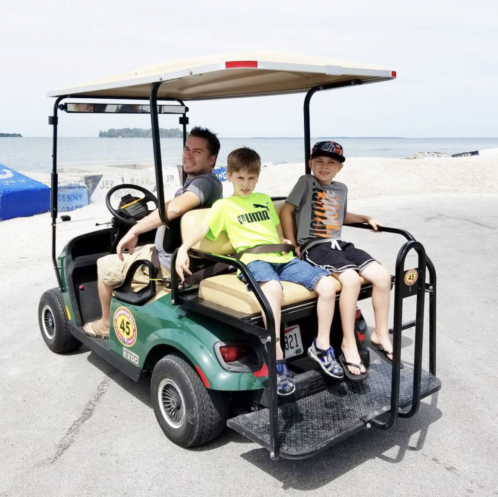 Guide To Visiting Put-In-Bay With Kids