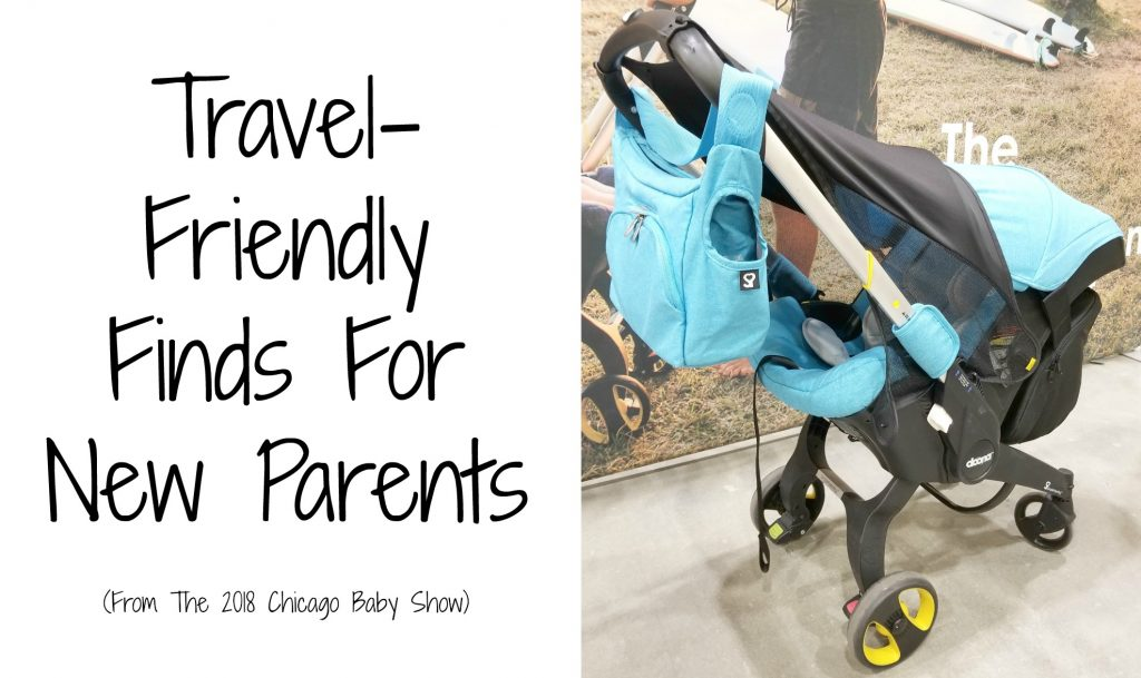 3 Travel-Friendly Finds For New Parents