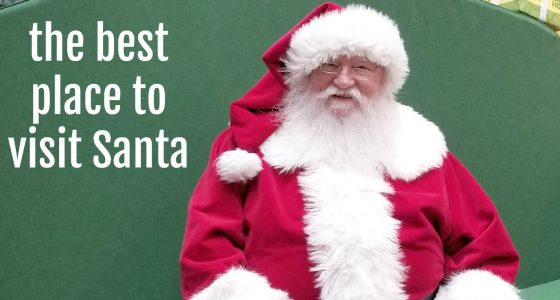 Why Santa HQ Is The Best Place To Visit Santa This Year