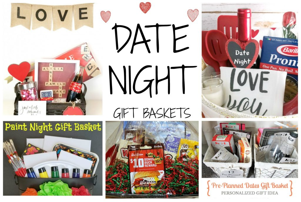 Date Night Gift Baskets