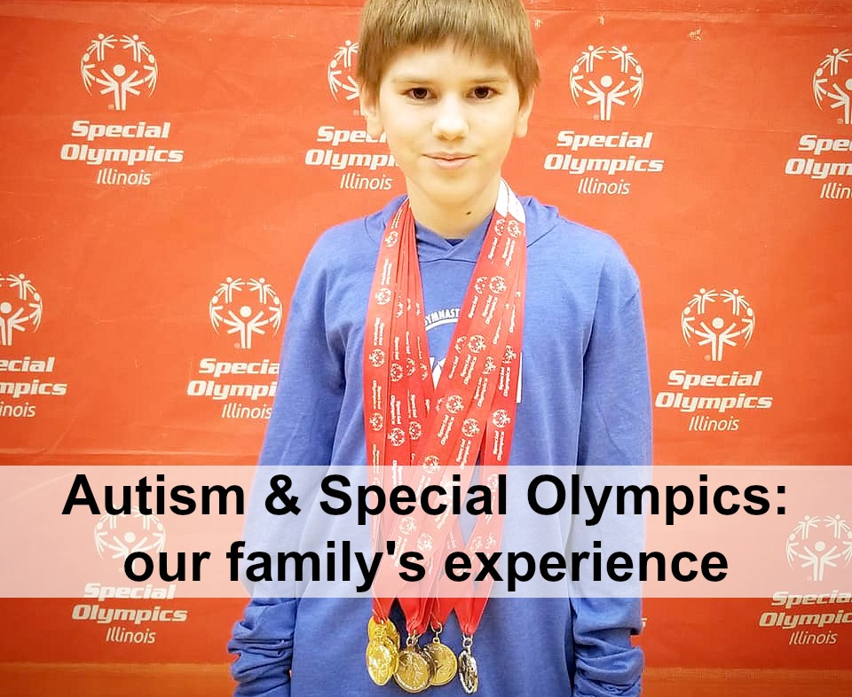 Autism And The Special Olympics: Our Family's Journey